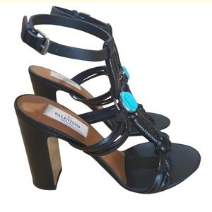 Valentino Scarab heels